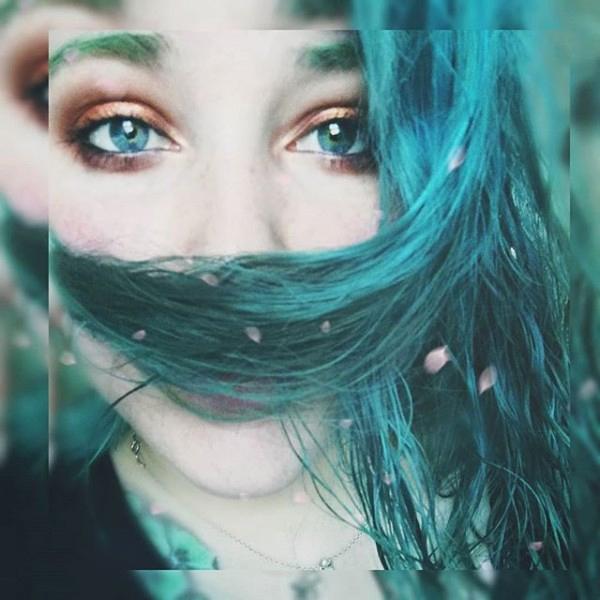 Grüne augen haarfarbe