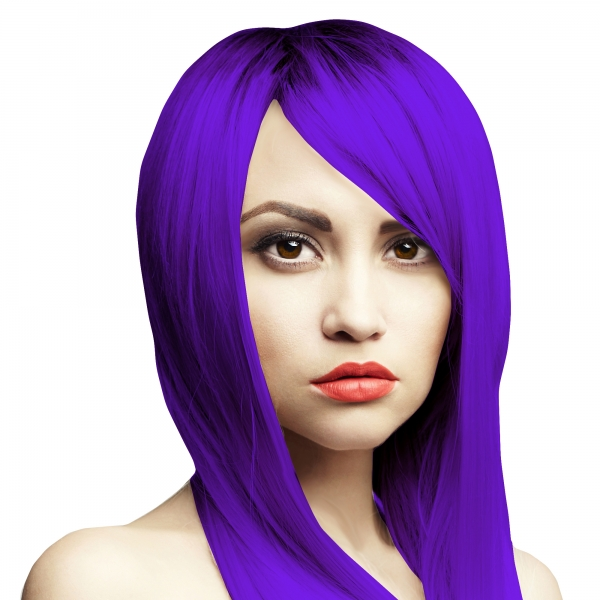 Haarfarbe lila – Psycho Purple