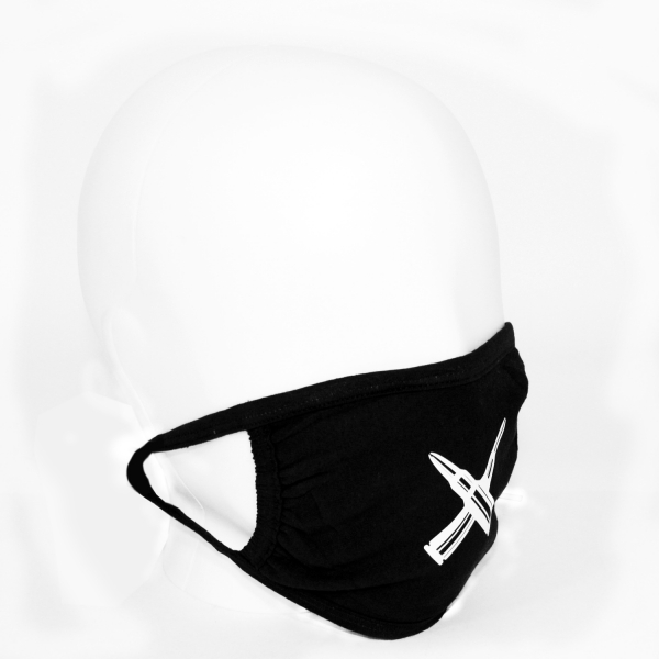 Mund-Nasen-Maske Headshot Bullets