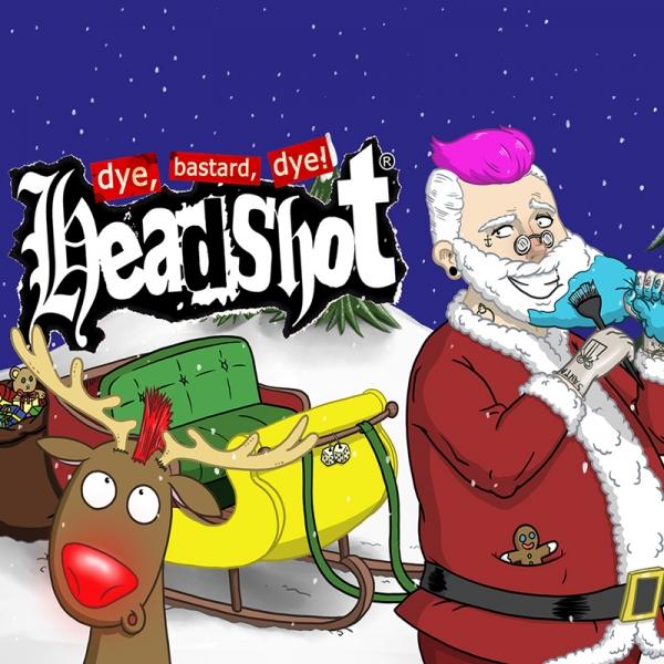 Headshot Geschenkgutschein Santa