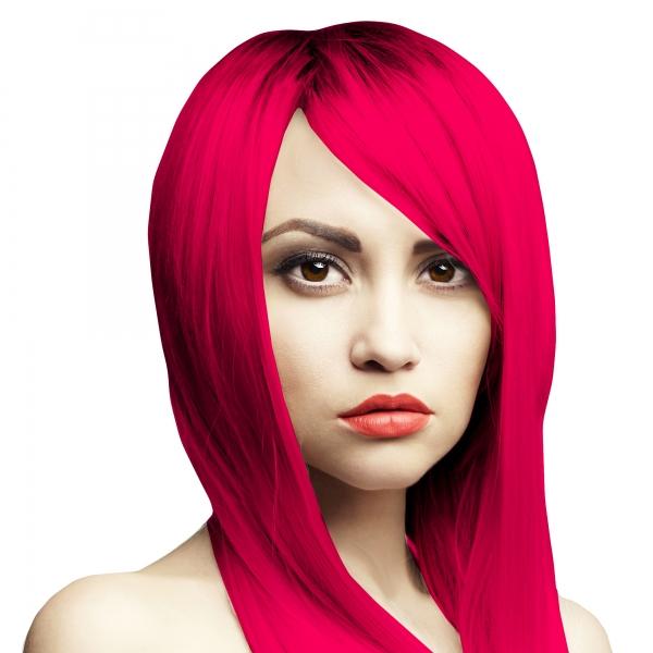 Haarfarbe pink - Panic Pink