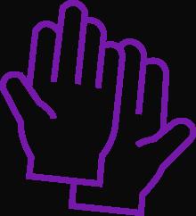 Psycho-Gloves