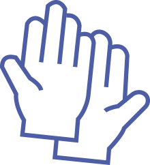 Desaster-Gloves