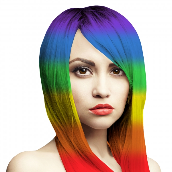 Headshot Rainbow Set