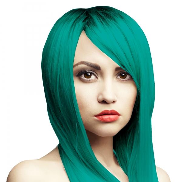 Headshot Turquoise Terror