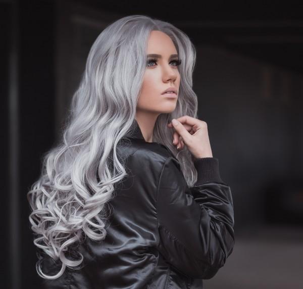 Graue-Haare