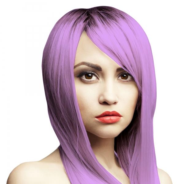 Haarfarbe lila - La La Lila