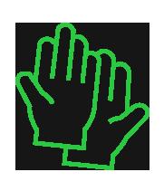 Grreen-Gloves