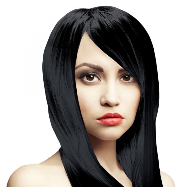 Haarfarbe schwarz – Blackout