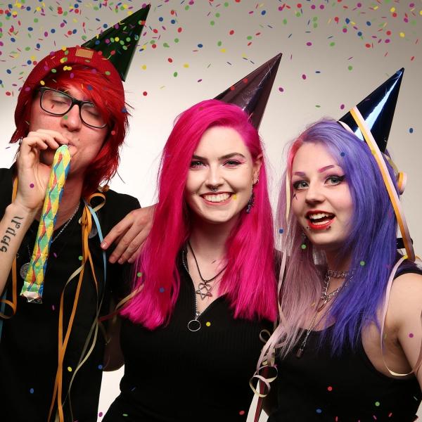 Headshot Geschenkgutschein Geburtstag